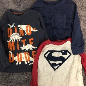 Other - Boys 3T long sleeve shirts